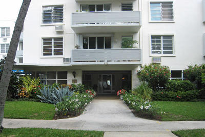 Palm Beach Rental Leased: 455 Worth Avenue #302