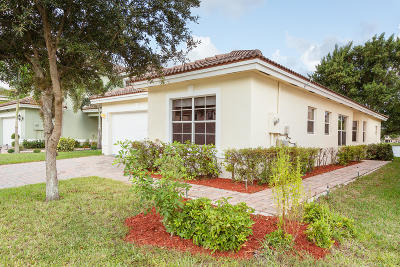 Greenacres Single Family Home For Sale: 6063 Adriatic Way