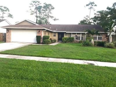 Wellington Single Family Home For Sale: 13976 Aster Avenue