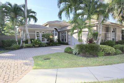 Boca Raton, Delray Beach, Boynton Beach Single Family Home For Sale: 6469 Polo Pointe Way