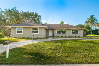 Hobe Sound Single Family Home For Sale: 8162 SE Cumberland Circle