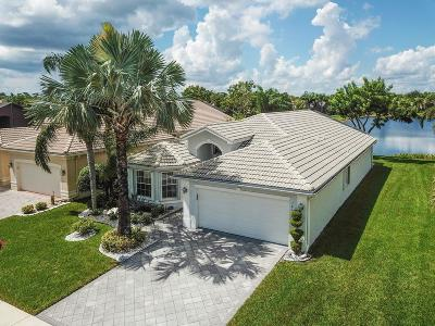 Lake Worth Single Family Home For Sale: 7817 Royal Lace Terrace