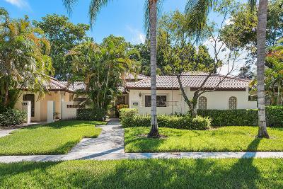 Boca Raton Townhouse For Sale: 3104 Kingswood Terrace
