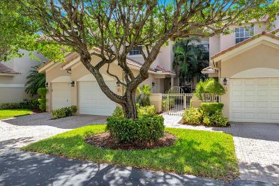 Boca Raton Condo For Sale: 6576 Villa Sonrisa Drive #1214