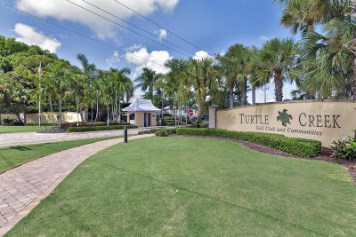 Tequesta Condo For Sale: 1 SE Turtle Creek Drive #A