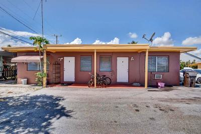 West Palm Beach Multi Family Home For Sale: 416 Puritan Road