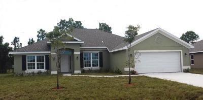 Port Saint Lucie Single Family Home For Sale: 2357 SE Beechwood Terrace