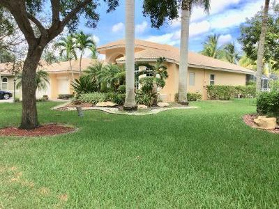 Parkland Single Family Home For Sale: 10607 NW 69th Street
