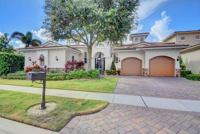 Boynton Beach, Boca Raton, Highland Beach, Delray Beach Single Family Home For Sale: 6374 Montesito Street