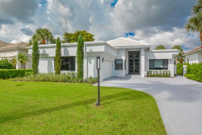 Boca Raton, Delray Beach, Boynton Beach Single Family Home For Sale: 17417 Loch Lomond Way