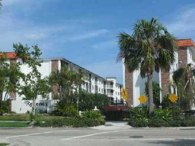 West Palm Beach Rental Leased: 4500 Flagler Drive #D10
