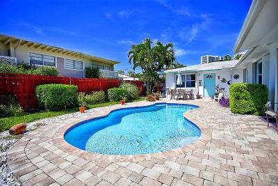 Palm Beach Shores Single Family Home For Sale: 101 Sandal Lane #1