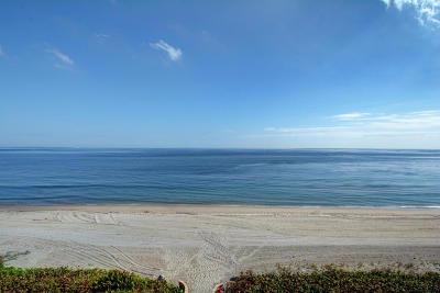 Condo For Sale: 2901 S Ocean Boulevard #401