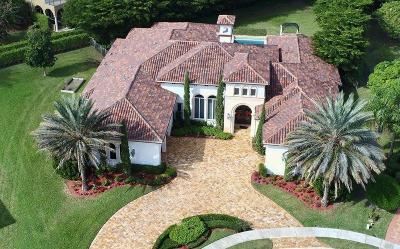 Boca Raton Single Family Home For Sale: 9495 Grand Estates Way