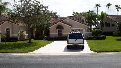 Palm Beach Gardens Single Family Home For Sale: 304 Sabal Palm Lane