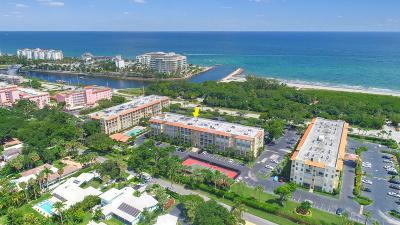 Boca Raton Condo For Sale: 1111 S Ocean Boulevard #214