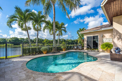 Boca Raton, Delray Beach, Boynton Beach Single Family Home For Sale: 6436 Polo Pointe Way