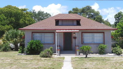 West Palm Beach Rental For Rent: 2015 Mercer Avenue