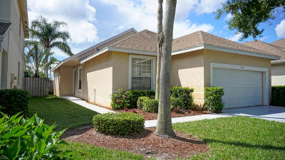 Palm City Single Family Home Contingent: 3288 SW Majestic Court