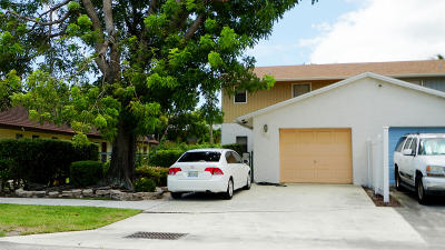 Delray Beach Townhouse For Sale: 222 Avenue L