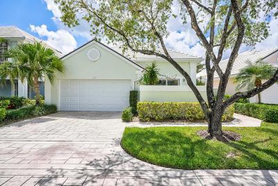 Palm Beach Gardens Single Family Home For Sale: 23 Brighton Court