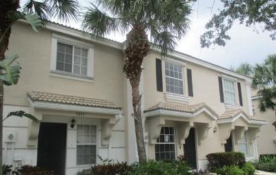 West Palm Beach Rental For Rent: 5251 Palmbrooke Circle