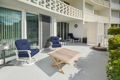 Palm Beach Condo Sold: 2760 S Ocean Boulevard #111