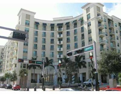 West Palm Beach Rental For Rent: 610 Clematis Street #725