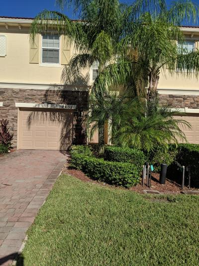 Stuart FL Townhouse Sold: $223,000
