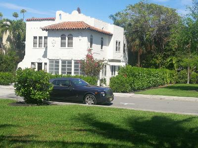 Palm Beach Single Family Home For Sale: 251 Park Avenue