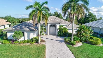 Boca Raton Single Family Home For Sale: 10450 Stonebridge Boulevard