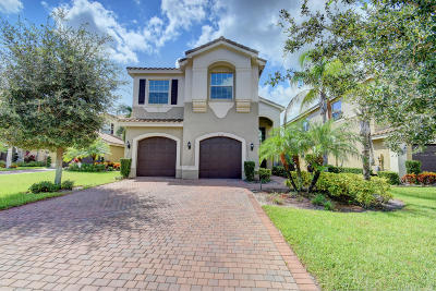 Boynton Beach Single Family Home For Sale: 8126 Kendria Cove Terrace