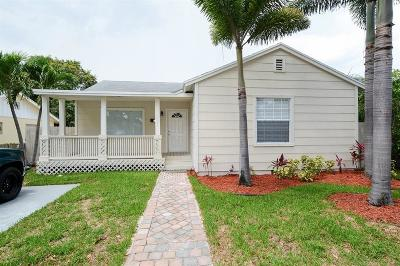 West Palm Beach Rental For Rent: 931 Sunset Road