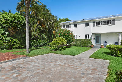 Delray Beach Townhouse Contingent: 33 East Road