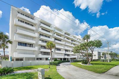 Boca Raton Condo For Sale: 3051 S Ocean Boulevard #5080