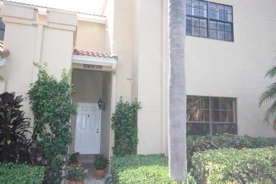 Boca Raton Condo For Sale: 6682 Montego Bay Boulevard #C