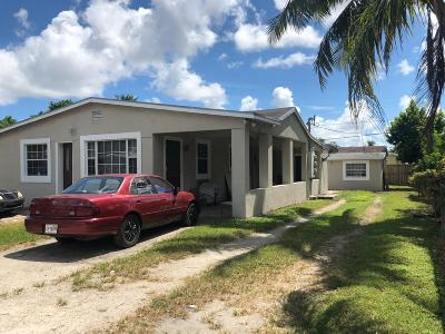 Miami Multi Family Home For Sale: 1174 NW 101 Street