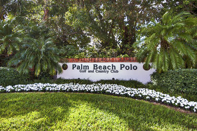 Wellington Rental For Rent: 13334 Polo Club Road #219