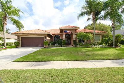 Royal Palm Beach Single Family Home For Sale: 178 Monterey Way