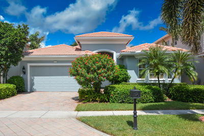 Boca Raton Single Family Home For Sale: 4101 NW Briarcliff Circle