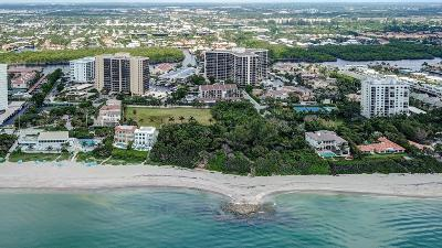 Highland Beach Condo For Sale: 4748 S Ocean Boulevard #15-B