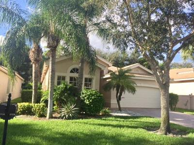 Delray Beach Single Family Home For Sale: 6948 Belmont Shore Drive