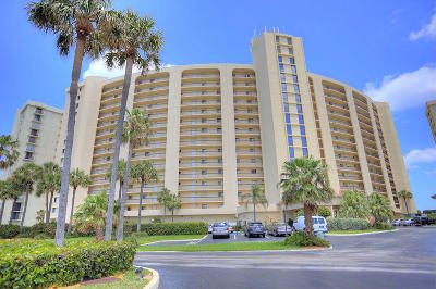 Jupiter Condo For Sale: 300 Ocean Trail Way #1101