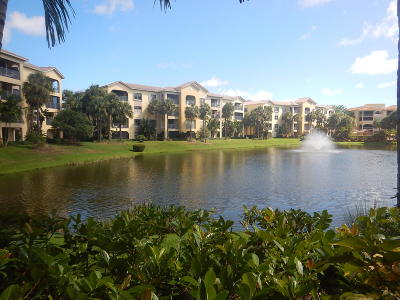 Juno Beach Condo For Sale: 300 Uno Lago Drive #103