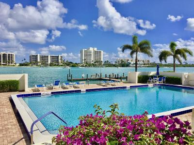 Tequesta Condo For Sale: 19800 Sandpointe Bay Drive #203
