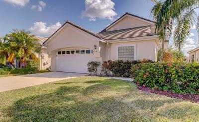 Lake Worth, Lakeworth Single Family Home For Sale: 6119 Bear Creek Court