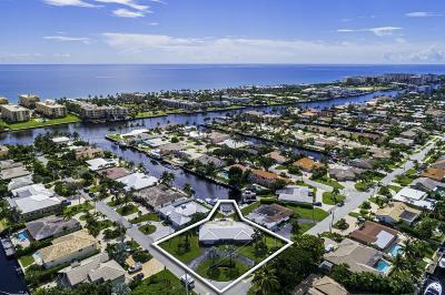 Deerfield Beach Single Family Home For Sale: 1000 SE 15th Avenue