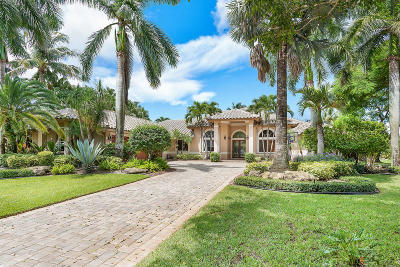 Parkland Single Family Home For Sale: 7521 W Cypresshead Drive