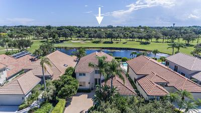 Palm Beach Gardens Single Family Home For Sale: 13590 Verde Drive