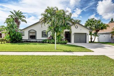 Single Family Home For Sale: 22397 Swordfish Drive
